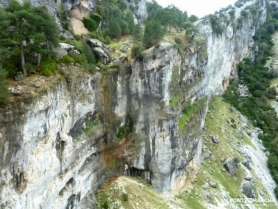 Parque Natural Cazorla-Sistema Prebético; rutas por la sierra de grazalema monasterio del yuste ure